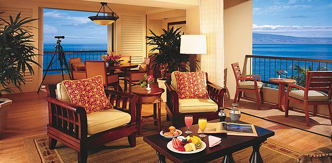 your deluxe ocean suite