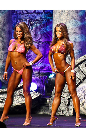 Fitness Bikini Contests