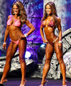 Bikini, Fitness Model, Fitness, Figure, Bodybuilding and Natural Bodybuilding - What is the Difference Between All The Contest Divisions?