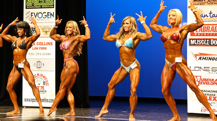 <center>The new NPC/IFBB women's physique division</center>