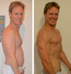Gaining Muscle And Losing Fat At The Same Time: Brett's Quintessential Body Recomposition