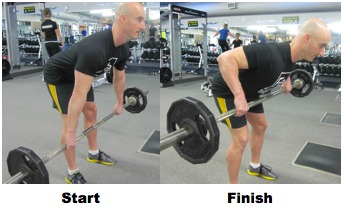 How to Perform the Barbell Row The Right Way For a Great Upper Back