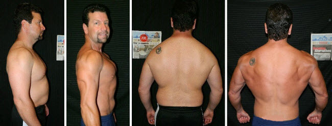 Restorative yoga weight loss study image 9