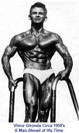 7 unusual muscle growth secrets of vince gironda malvernweather Image collections