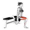 Bulgarian Split Squats: The Glute and Thigh Blaster You Love to Hate