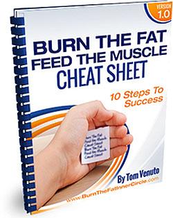 Venutos Burn The Fat