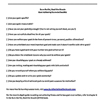 Burn the Fat, Feed the Muscle Goal-Achieving Checklist (Download)