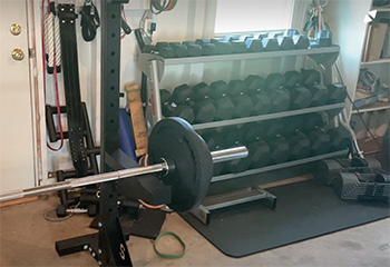 The ultimate home gym for maximum muscle it s not what most