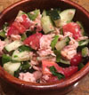 Israeli Tuna Salad - UPDATED and added to Burn the Fat Meal Planner