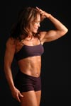 Secrets of Fighting Female Flab Over 40,  With Master's Fitness Champ Maxine Johnson (Part 1)