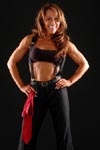 Secrets of Fighting Female Flab Over 40,  With Master's Fitness Champ Maxine Johnson (Part 2)