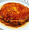 "High Protein Pumpkin Pancakes (""Pumpcakes"") - UPDATED and added to Burn the Fat Meal Planner"