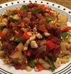 Mexican Pepper & Potato Scramble: UPDATED and added to Burn The Fat Meal Planner!