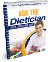 Ask The Dietician - Burn The Fat Feed The Muscle For An Anemic?