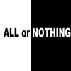 All or Nothing Attitude: The Great Killer of Diet and Exercise Programs