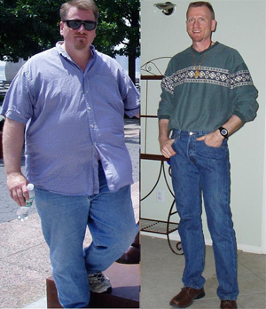 <center>Brian burned more than 124 pounds of fat and over the last 4 years, used BFFM to remain at single digit body fat while building 25 lbs of additional lean mass.</center>