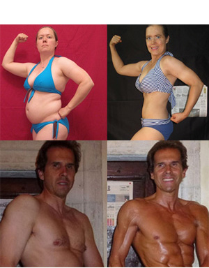 Burn the Fat 2012 Summer Challenge 98-Day Body Transformation Contest: Special Category Winners: Flash Report