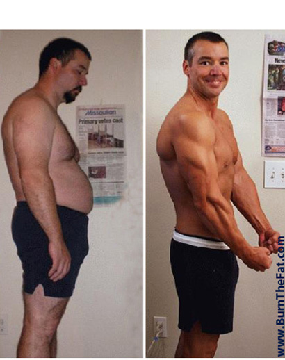 You WANT TO, but are you WILLING TO? Casey's Journey to becoming the Burn the Fat Challenge Champion