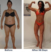 A Figure Athlete Body in 98 Days: Olivia's Amazing Transformation Journey