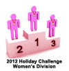 Burn the Fat 2012 Holiday Challenge 49-Day Body Transformation Contest: Women's Top 3