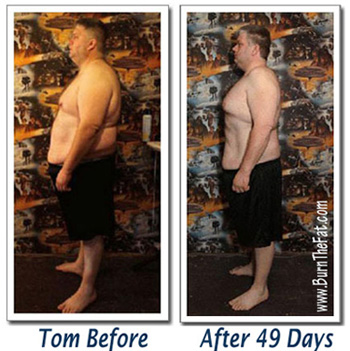 How To Lose 39 Pounds of Fat In 49 Days