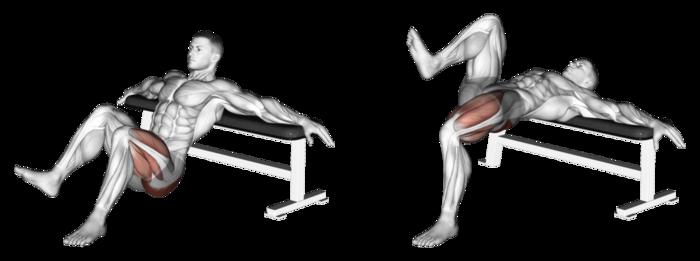 3 Ćwiczenia na Większe (Duże + powiększenie) Pośladki w domu | Efekt +324%