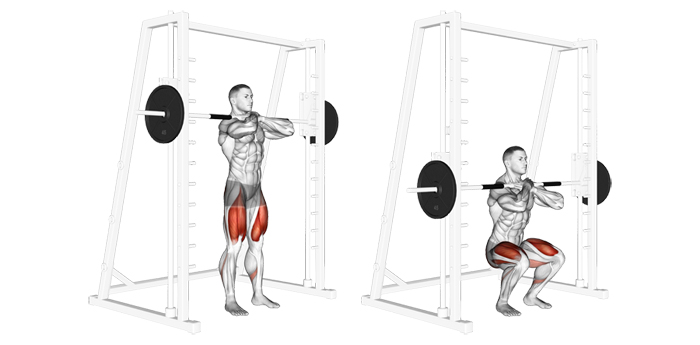 Barbell Front Squats The Most Effective Leg Exercise That Most People Aren T Doing