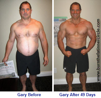 rapid fat loss success stories