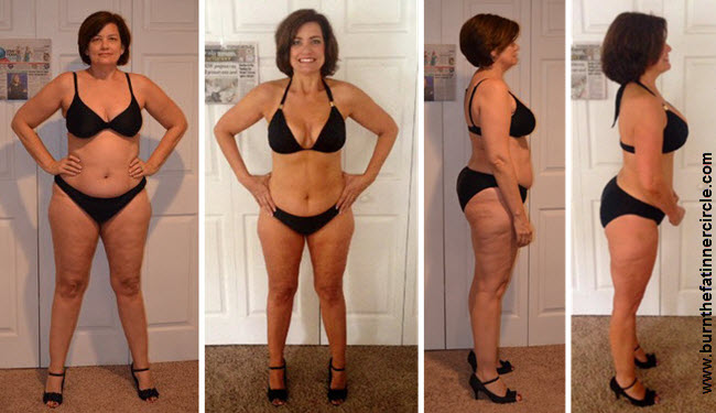 The Most Transformed Woman Over 50