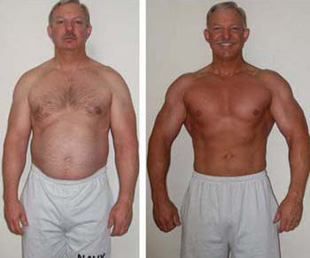 """""""I Dropped 27 Pounds And 14% Body Fat... And Never Dreamed I'd Put On So  Much Muscle Mass At My Age"""""""
